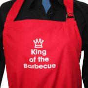 Grembiule barbecue particolare