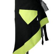 Grembiule foulard particolare